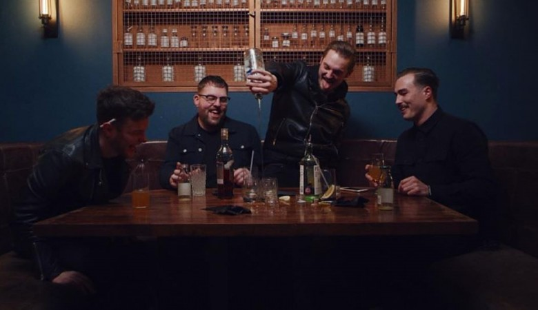Scotland Rock Band Cold Years Debut Album 'Paradise'