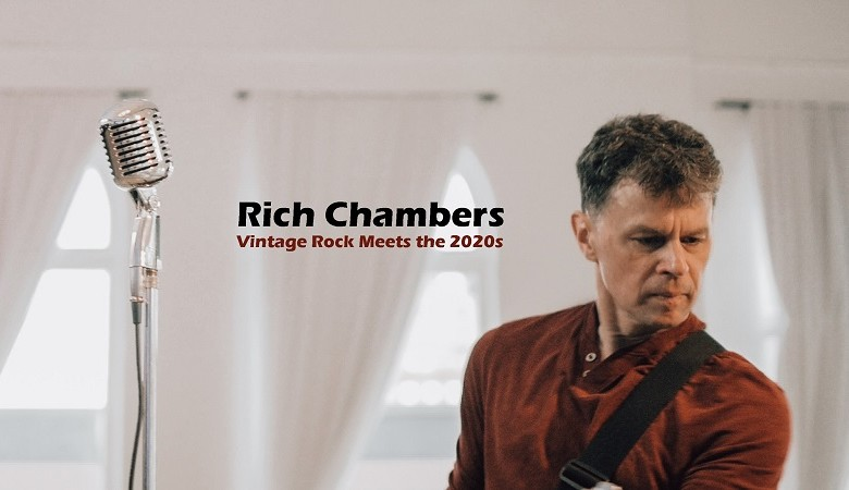 Rich Chambers New Single 'Sorry Isn't Good Enough'