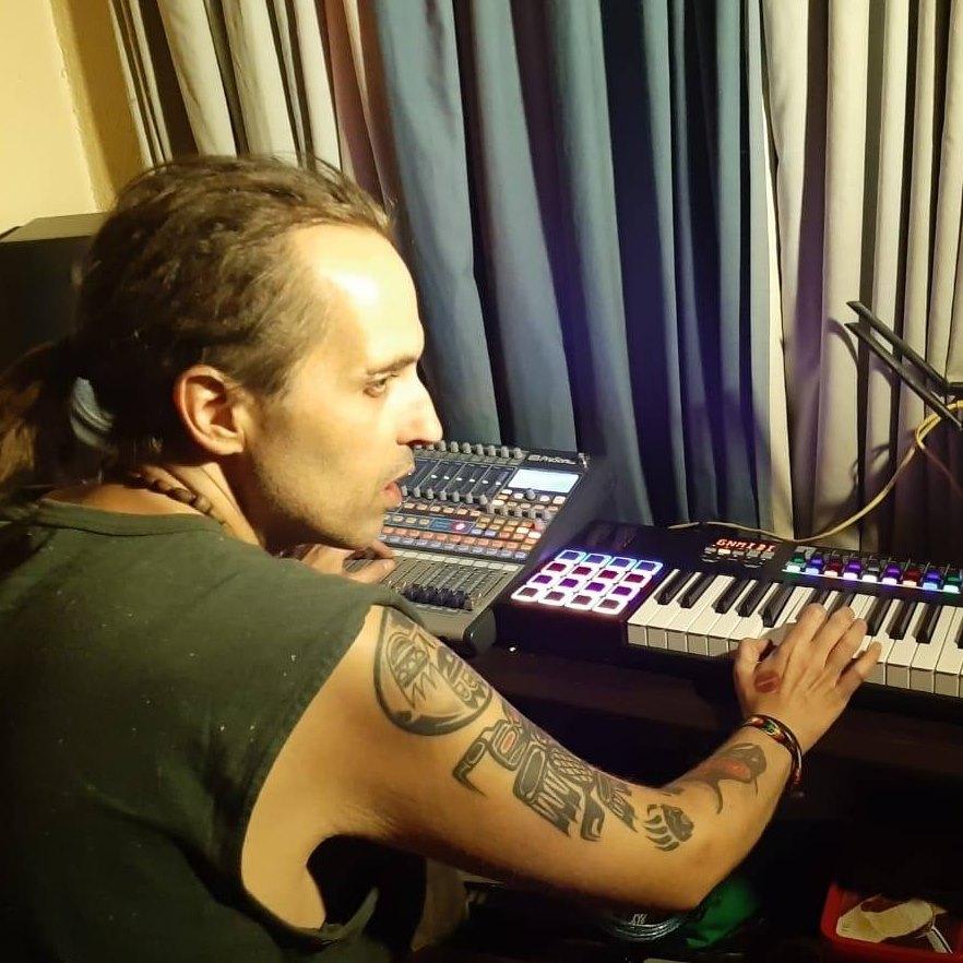 groovemasta New EDM Album 'Covid 19(84)'