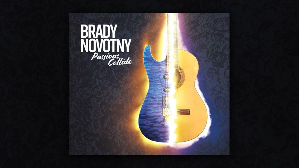 Brady Novotny New Rock Video for 'Ancient Romance'