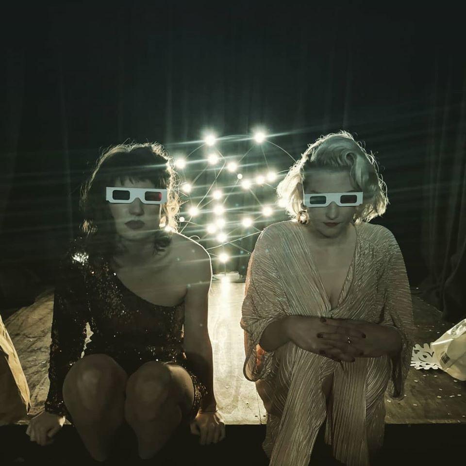 Smoke Fairies New Album 'Darkness Brings The Wonders Home'