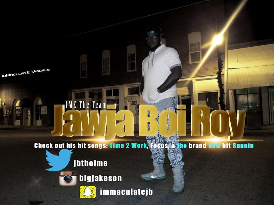 Jawja Boi Roy New Rap & Hip Hop EP 'Endless Love'