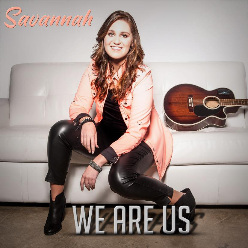 Savannah New Country Music Single 'We Are Us'