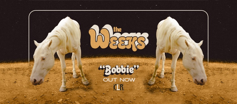 The Weeks' New Rock Single 'Bobbie'
