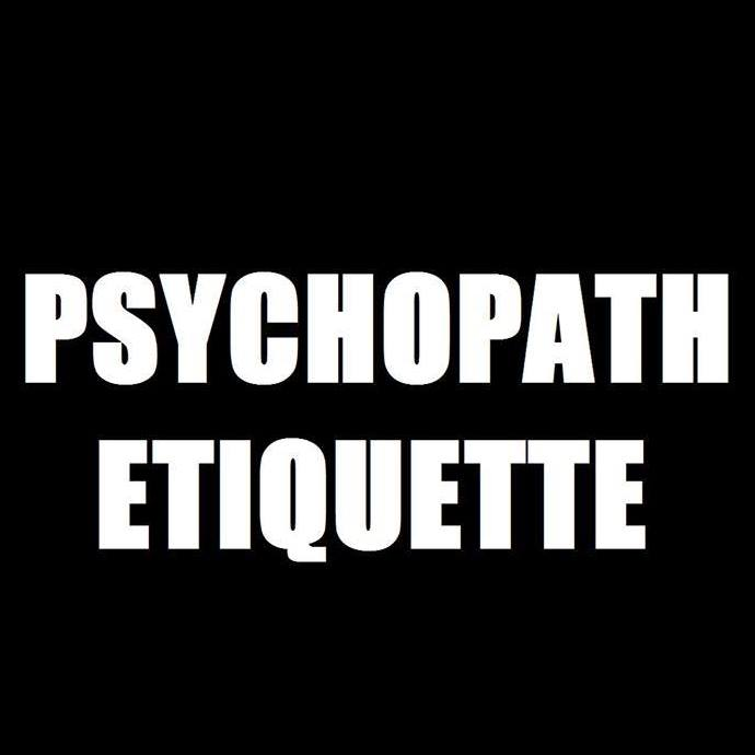 "Psychopath Etiquette  New Single ""When Anxieties Attack"""