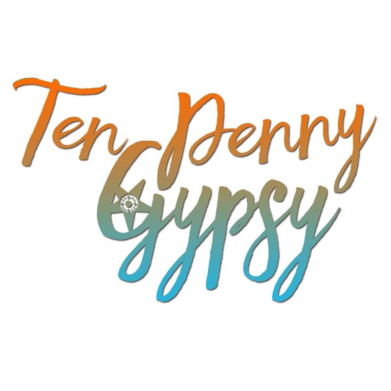 Ten Penny Gypsy Americana Album 'Fugitive Heart'