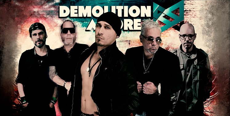 Interview with Rock Band Demolition Amore