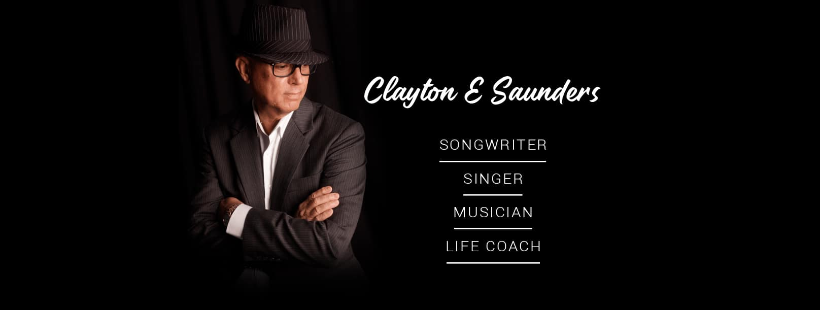 Clayton Saunders Self-titled Country Album